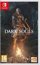 Dark Souls: Remastered Switch