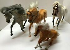 Grand Champions Set of 4 Empire Horses & Pony - Neighing Galloping Sounds!
