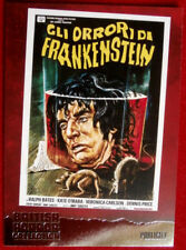 BRITISH HORROR COLLECTION - DAVID PROWSE - HORROR OF FRANKENSTEIN - FOIL Card F6