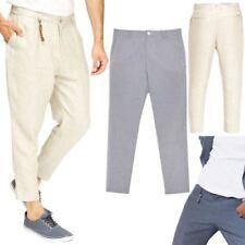 Zara Linen Trousers for Men
