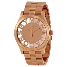 Marc By Marc Jacobs Ladies Watch RRP £249 - Rose Gold - 'Henry' - MBM3207