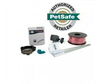 PetSafe Deluxe In-Ground Cat Fencing Containment System Pcf-1000-20