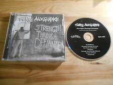 CD Metal Fierce Allegiance-strength through Defiance (7) canzone revolütion Rec
