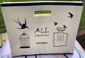 New, Chanel unique Lunch Bag, Utility Bag