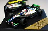 ONYX 245 246 252 280 MINARDI FORD M195 F1 model car Martini/Badoer/Lamy 1:43