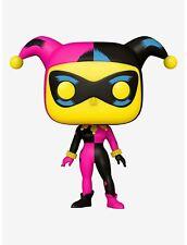 Funko Pop Batman TAS Black Light Hot Topic Exclusive Harley Quinn PRE-ORDER