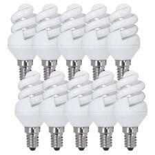10 x Paulmann ESL Energiesparlampe Spirale 5W = 25W E14 warmweiß 2700K 5 Watt