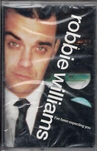 MUSICASSETTA ROBBIE WILLIAMS L'IVE BEEN EXPECTING YO MUSICAL CASSETTE NEW SEALED