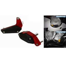 Engine Cover Sliders Protector Red Fit 2015-2018 YAMAHA YZF R1 R1M R1S RN32 US