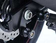 Suzuki GSX-S750 2017-2018 Offset Cotton Reels in Black by R&G Racing