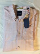 Tommy Bahama Shirt Squarely There Loco Lavender T314046 New XXX-Large  3XL