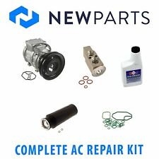 For Toyota 4Runner 89-93 3.0L Complete A/C Repair Kit with Compressor & Clutch