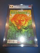 Rise of Black Panther #5 CGC 9.8 NM/M Gorgeous Gem Wow