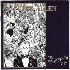 PETER ALLEN The Boy From Oz CD 1995 A&M TV documentary soundtrack gannon