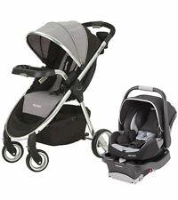 Recaro Denali Stroller and Performance Coupe Car Seat - Granite - Travel System
