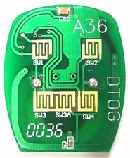 replacement circuit board Avital EZSDEI476 820021 keyless remote control keyfob
