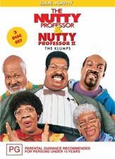 Nutty Professor / Nutty Professor 2 (DVD, 2005 Release, 2-Disc Set)