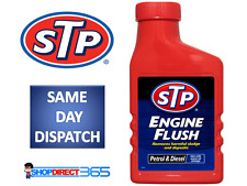 STP Engine Flush 450ml For Petrol Or Diesel Engines Oil Flushing Clean Additive