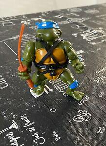 TMNT Leonardo Originale 1988 Ninja Tartarughe Action Figure