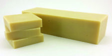 3 Pound Loaf Honey Vanilla Goats Milk Soap with 100% Pure Essential Oils