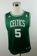 NBA Boston Celtics Kevin Garnett Boys Girls Green Jersey by Adidas Youth Large