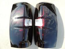 07-13 Avalanche Smoked Tail Lights Black Tinted Painted non led OEM CUSTOM Lamps