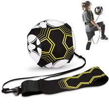 Soccer Football Kick Throw Trainer Solo Practice Training Kids Control Skills