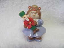 Hallmark Christmas Merry Miniatures 1995 Nutcracker - #Qfm829-7