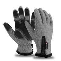 Mens Winter Outdoor Cycling Diving Ski Warm Gloves Thermal Touch Screen Mittens