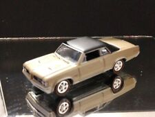 64 PONTIAC GTO ADULT COLLECTIBLE 1/64 SCALE LIMITED EDITION TRI-POWER MUSCLE CAR