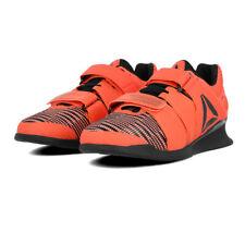 Reebok Mens Legacy Lifter Training Gym Fitness Shoes - Orange Sports