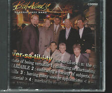 Bill Allred's Classic Jazz Band VERSATILITY (CD 1999)