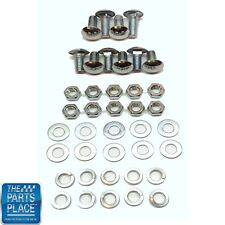 1959-65 Chevrolet Impala Front And Rear Bumper Bolt Kit BP1544P