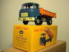 Berliet GAK Benne Basculante 585 Dinky Toys Atlas 1/43