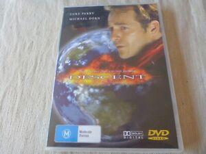 Descent (DVD) Region Free Luke Perry, Natalie Brown