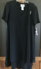 New Black Dress size 16- Just In Thyme