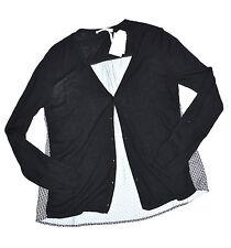 Feine Damen-Pullover & Strickware mit Rundhals und Baumwollmischung ohne Muster