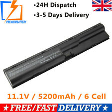 6 Cell Battery for HP Probook 4330s 4331s 4430s 4431s 4436s 4530s 4535s 4540s p