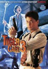 Tiger Cage 3 Hong Kong KF Cheung Kwok-Leung