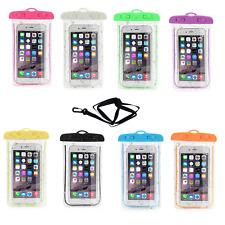 Unterwasser Handy Hülle Tauchhülle Handytasche Beutel Wasserdicht Smartphone Z63