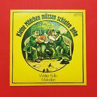 LP Amiga 855388 Walter Kollo-Melodien, Kleine Mädchen müssen schlafen gehn, 1974