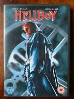 Hellboy DVD 2004 Superhero Movie w/ Ron Perlman Cut 2-Discs