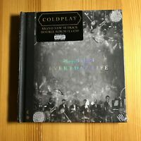 Coldplay - Everyday Life [CD] Explicit New & Sealed