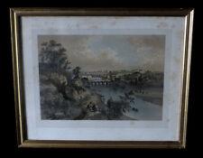 [BRETAGNE – COTES-d'ARMOR] BENOIST (Félix) - Lannion / Vue prise du Vieux Pont.