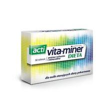 Acti Vita-miner, diet, 30 tablets