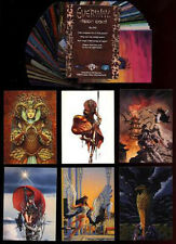 EVERWAY COMPANION - 90 Card Fantasy Artists Set - FREE US Priority Mail Shipping