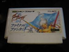 Super Famicom Final Fantasy III SQF-FC Game Cartridge - Japanese Import