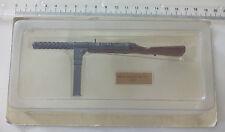 Automatic rifle schmeisser mp 28 miniature gun weapon carabine or rifle lead miniature