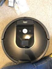 iRobot Roomba 980 Black Robotic Vacuum Cleaner