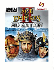 Age of Empires II 2 HD Steam PC Game key descarga nuevo código global [envío rápido]